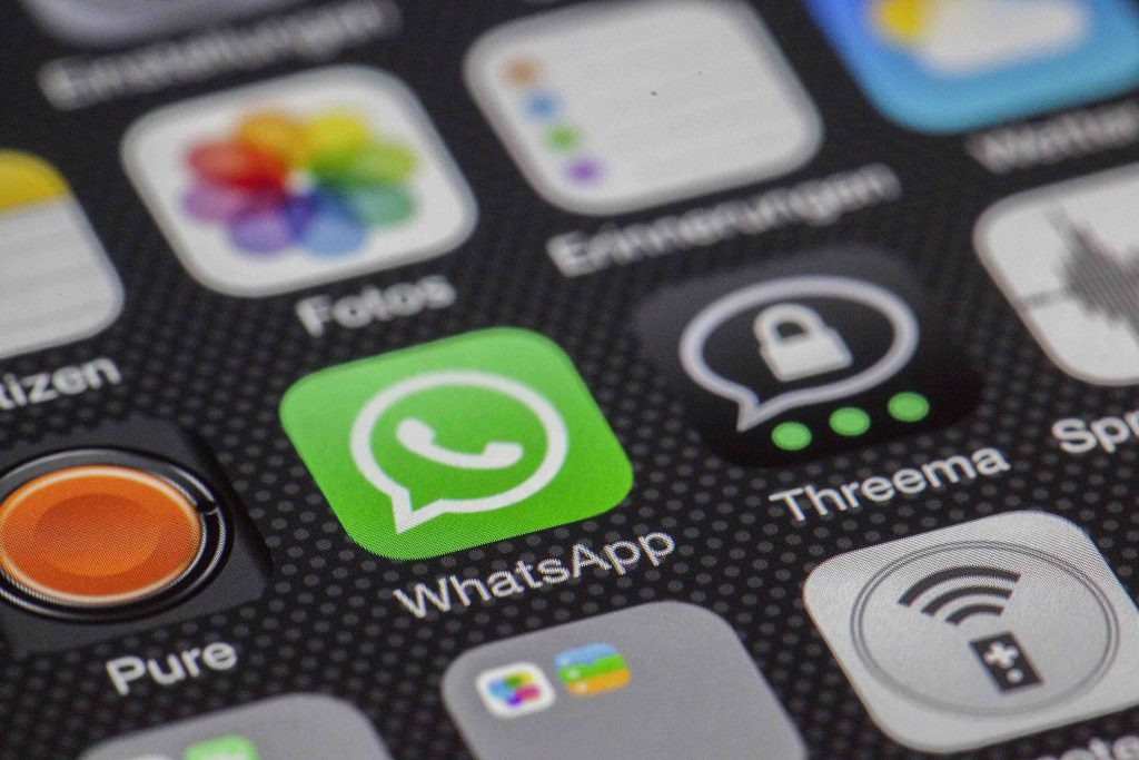 WhatsApp for internal communications