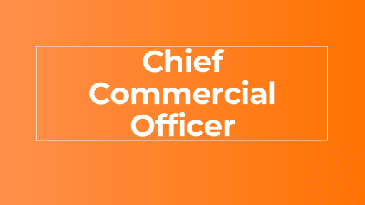 Chief Commercial Officer