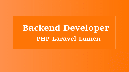 PHP Backend developer India