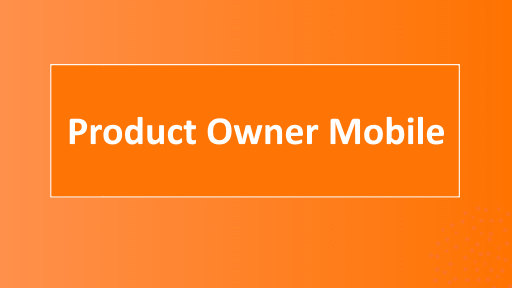 Product Owner Mobile job RB group